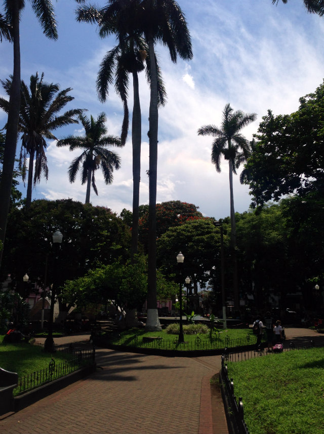 Alajuela Central Square